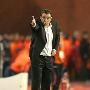 Belgium boss Marc Wilmots was relieved to see his side edge past Algeria