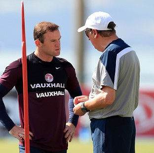 England manager Roy Hodgson expects big things from Wayne Rooney against Uruguay