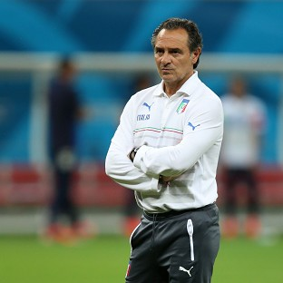 Italy manager Cesare Prandelli is expecting a difficult game against Costa Rica