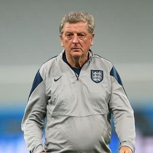 Roy Hodgson has been told his England job is safe