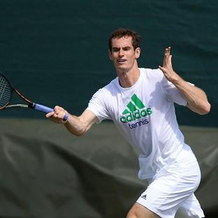 The Bolton News: The hopes of a nation are once again on Andy Murray's shoulders