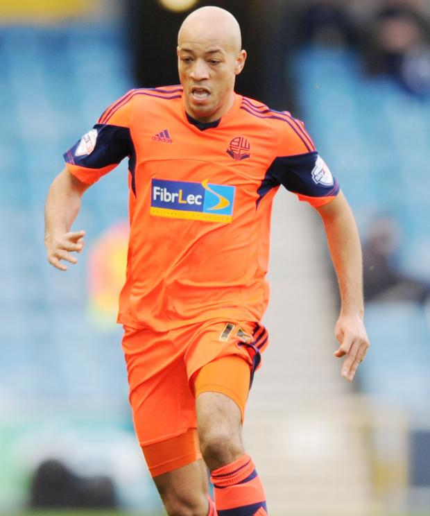 The Bolton News: Wanderers defender Alex Baptiste has joined Blackburn on a season-long loan
