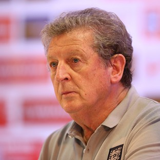 Roy Hodgson wil lmake sweeping changes to his line-up against Costa Rica