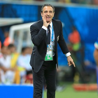 Cesare Prandelli has resigned