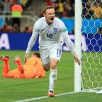 The Bolton News: SHOT SHY: Wayne Rooney has scored just one goal in three World Cup finals