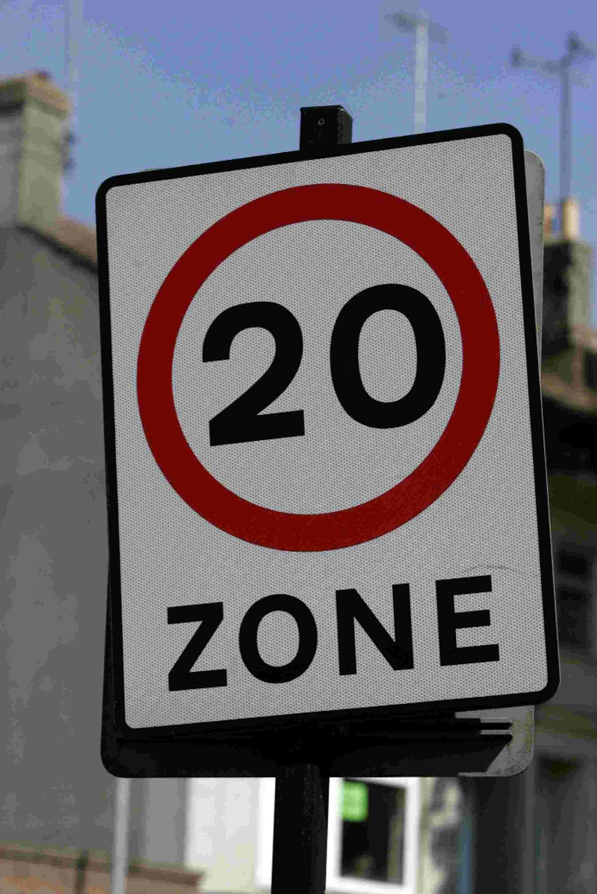 Figures show increase in serious collisions on 20mph roads