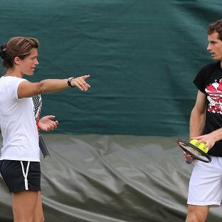 Amelie Mauresmo will encoura