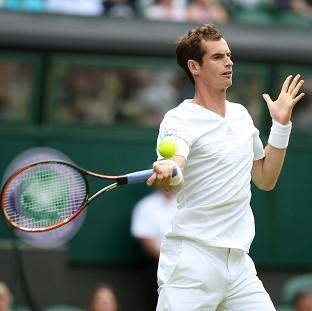 Andy Murray, pictured, is expecting his toughest match of the tournament against Roberto Bautista Agut