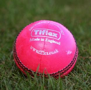 A pink ball could be used in Test cricket next year