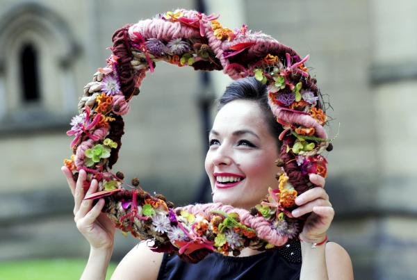 In pictures: Floral art show at Bolton Parish Church