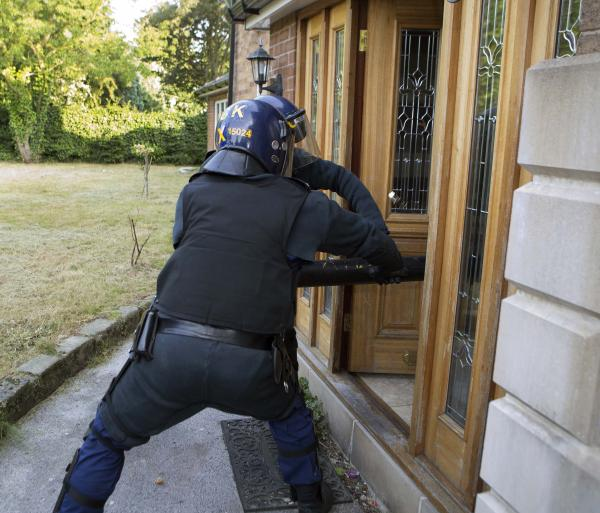 Dawn raids as police investigate £300 million drug conspiracy