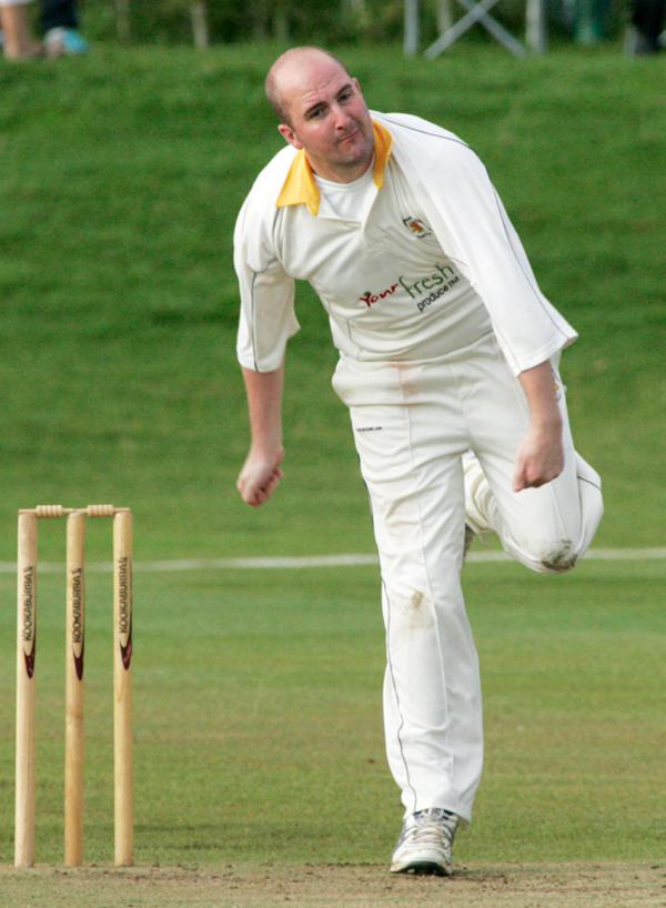 Farnworth Social Circle all-rounder Chris Barrow