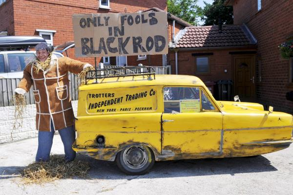 Hundreds of visitors expected at Blackrod scarecrow festival this weekend