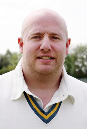 Daisy Hill skipper Mark Wood