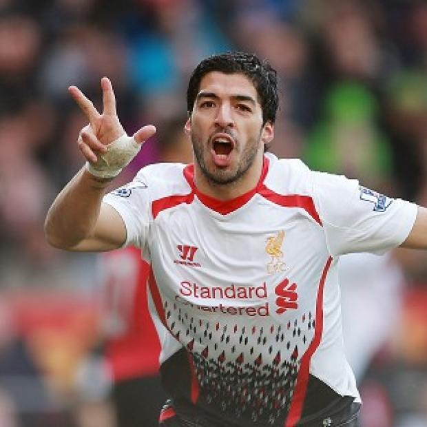 The Bolton News: Luis Suarez's Liverpool exit has not been confirmed just yet