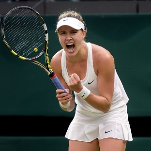 Eugenie Bouchard is desperate to win her first major title