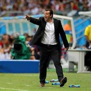 The Bolton News: Marc Wilmots does not rate Argentina