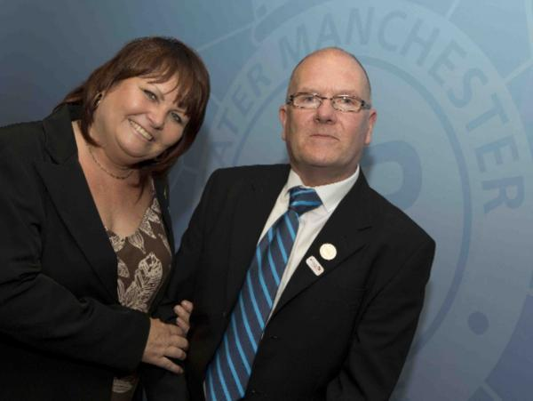 Couple nominated for Pride of Britain award