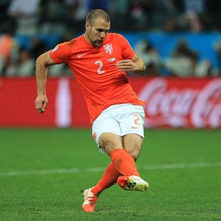 Ron Vlaar is moving on from hi