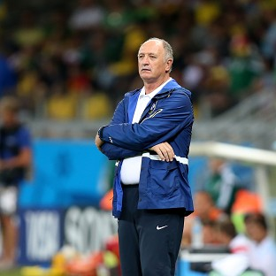 Luiz Felipe Scolari's future will be known shortly
