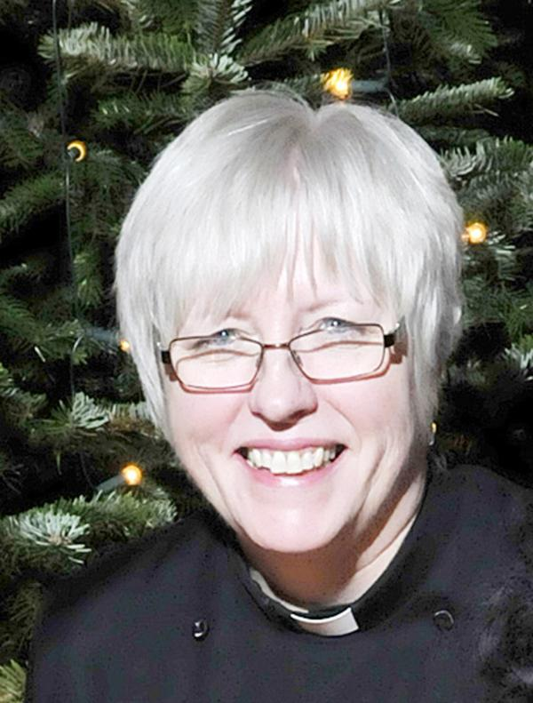 The Rev Judith Horrocks