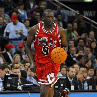 Luol Deng has joined Miami