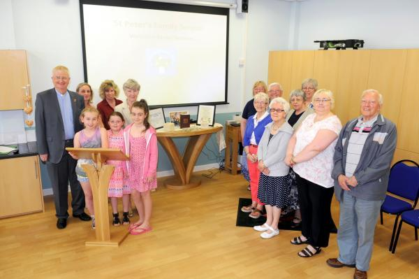 Service marks the beginning of new era at St Peter's in Farnworth