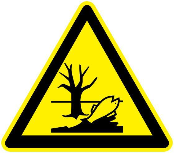 The Bolton News: Environmental hazard warning. Picture from WPClipart.com.