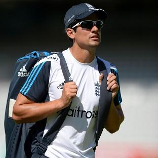 Alastair Cook, pictured, is surprised by the furore surrounding James Anderson