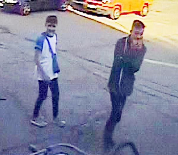 Caught on CCTV: Smirking yobs who smashed up Bolton buses in £60,000 rampage