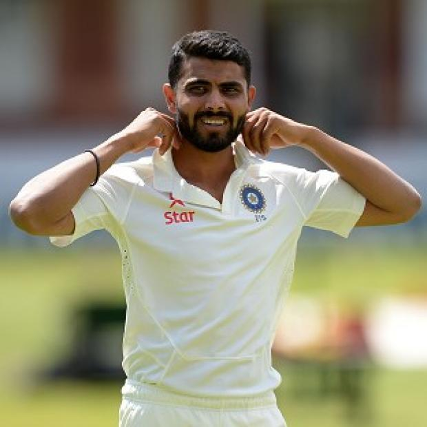 The Bolton News: England have made an allegation against Ravindra Jadeja