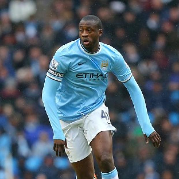 The Bolton News: Yaya Toure has pledged his future to Manchester City