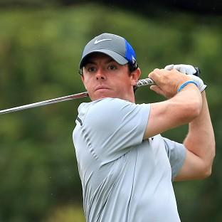 Rory McIlroy continues to lead at Hoylake
