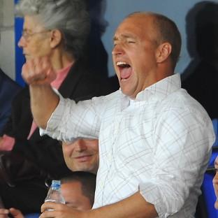 Nathan Brown was happy to see St Helens return to the top of Super League