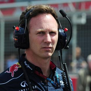 Christian Horner considered a protest against Mercedes over changes they made in Germany
