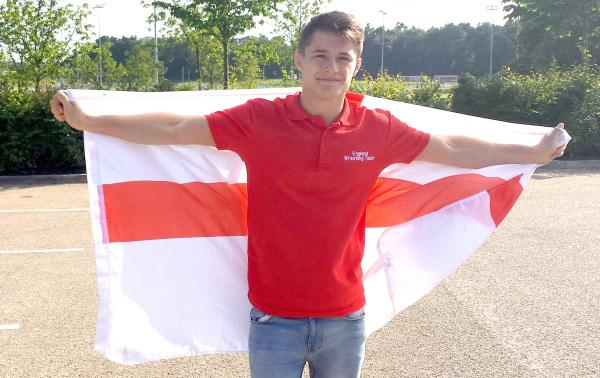 COMMONWEALTH GAMES: George Ramm's appearance in Glasgow will be the first of many at top international competitions