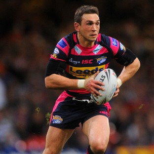 Kevin Sinfield will be available for Leeds' Challenge Cup semi-final with Warrington