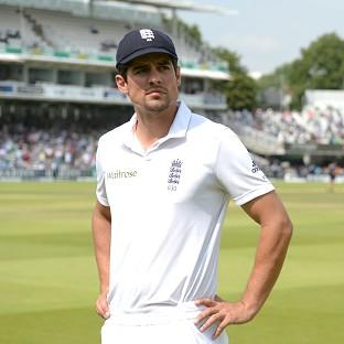 Alastair Cook is determined to carry on as England captain