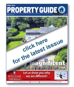 The Bolton News: Property Guide Frontpage