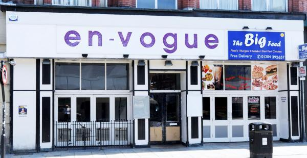 En-Vogue (formerly known as Vogue) in Bradshawgate, Bolton.