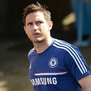 Frank Lampard was fined for his actions back in 2001