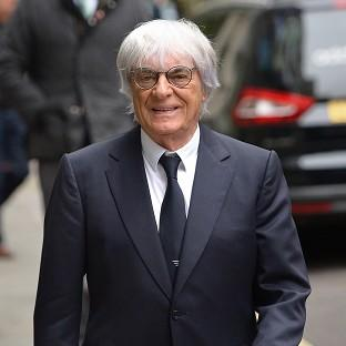 Bernie Ecclestone is looking forward to Baku staging a grand prix
