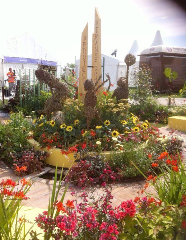 Check out this Farnworth gardener's award-winning display at the Tatton Flower Show