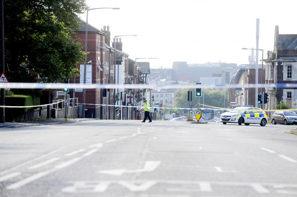 UPDATED: Man fighting for life after he is found in street with serious head injury