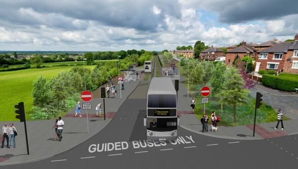 What you think about the guided busway