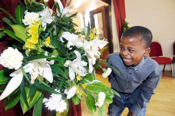 In pictures: Flower festival at Kearsley Mount Methodist Church