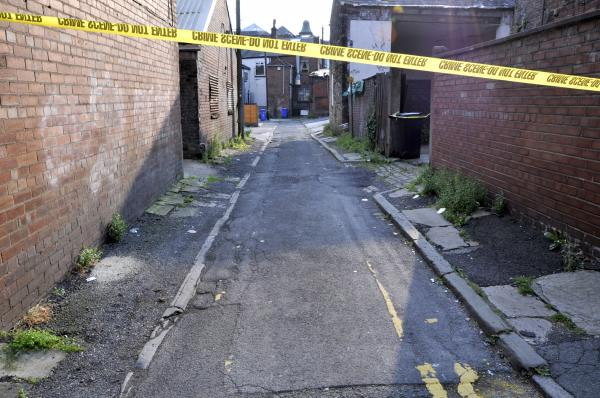 UPDATED: Teenager raped in alleyway behind pub in Bolton town centre