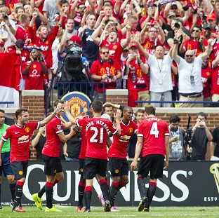 Manchester United recorded a 3-1 victory against Real Madrid (AP)