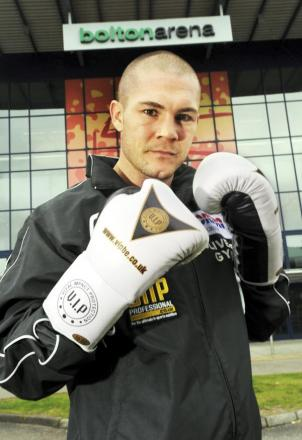 Walkden boxer Jamie Moore, who has been shot in Spain