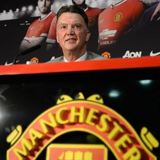 Louis van Gaal is still not totally content with his squad at Manchester United